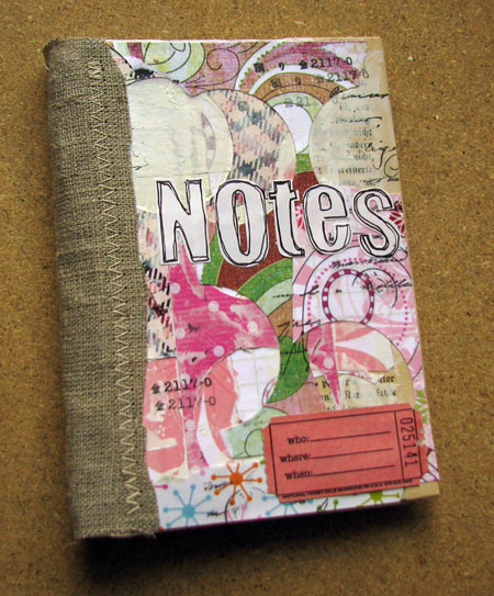 Pink Notebook {swap}