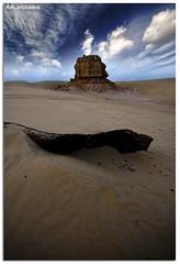 (A.Alwosaibie) Tags: sky cloud mountains rock photo nikon shot line ksa d60 sigma1020mm alhasa     digitalcameraclub        aalwosaibie