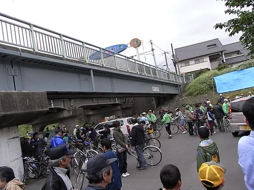 緑のサイクリング大会