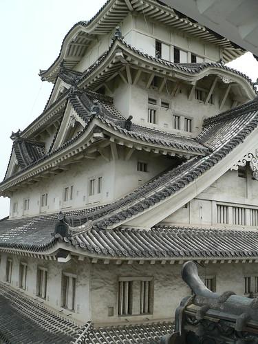 Burg des weißen Reihers in Himeji