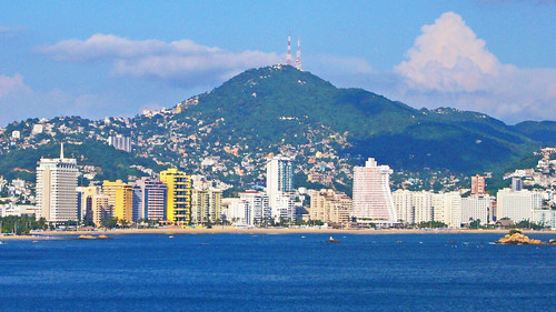 Acapulco Hotel Zone