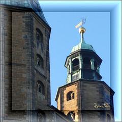 Goslar (RiesenFotos) Tags: germany deutschland turm altstadt unescoworldheritage harz türme goslar quadrat niedersachsen marktkirche ph014 unescoweltkulturerbe riesenfotos