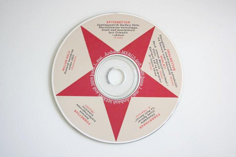 Menu CD