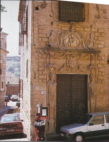 Colegio de Infantes (Toledo) en los años 90