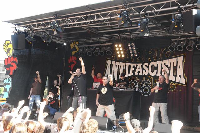 Barrio Antifascista - La resistance