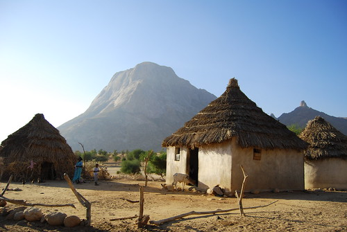 Village down tsada amba