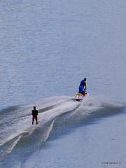 Esporte aqutico no Gargalheiras (silvia batistuzzo) Tags: gua brasil jetski nordeste rn aude acari gargalheiras seridop
