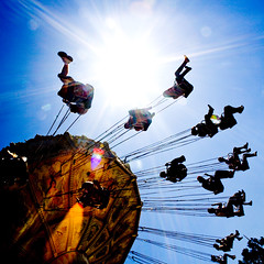 Fly Away Home (Thomas Hawk) Tags: california usa delete10 delete9 delete5 delete2 unitedstates fav50 delete6 10 delete7 unitedstatesofamerica save3 delete8 delete3 save7 save8 delete delete4 save save2 fav20 save9 save4 amusementpark santaclara save5 save6 fav30 southbay greatamerica waveswinger fav10 chairoplanes fav25 fav100 fav200 swingcarousel fav40 fav60 fav90 fav80 fav70 superfave californiasgreatamerica