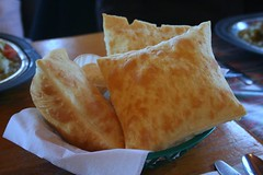 Sopapilla -Fixed (fj40troutbum) Tags: newmexico santafe nm sopapilla tomasitas top20nm newmexicanfood