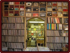"04 FOX MUSIC COMPANY - ""The Jazz Room"" Indie Record Store - 100 East Main Street Watertown WI"