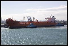Navion Oslo (leightonian) Tags: uk boat ship unitedkingdom gb tug tanker fawley southamptonwater