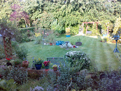 Oxted Garden