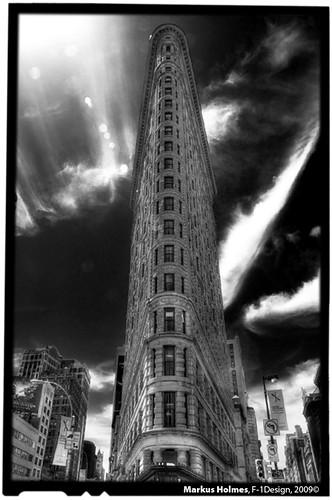 Flatiron Building, Manhattan, NY.