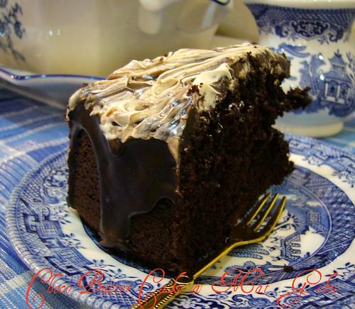 Choco Butter Cake
