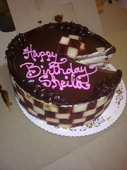 Happy birthday sheila! #nokia e75