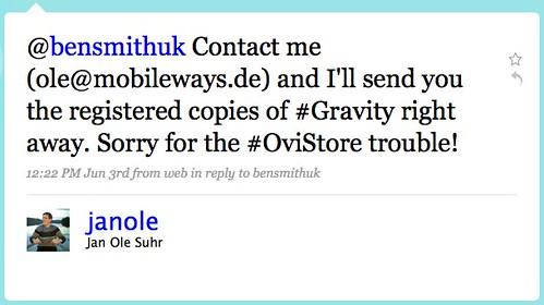 Twitter / Jan Ole Suhr: @bensmithuk Contact me (ol ...