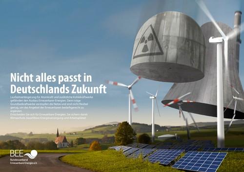 Nicht alles passt in Deutschlands Zukunft