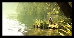 NATURE : Wendy (France) (Sebastien LABAN) Tags: wood cute green water girl grass yellow river hair pretty peterpan peter pan wendy anawesomeshot diamondclassphotographer flickrdiamond