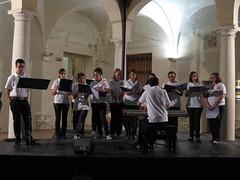 Festival Tanzi 09- coro Pueri cantores di Fidenza