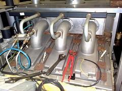 Brander (Dr. Bernhard) Tags: gas 3000 onderhoud branders remeha reminox