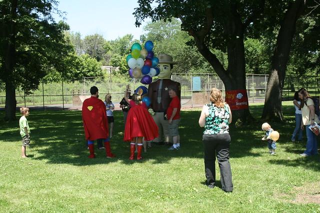 Born Learning Trail Dedicated In Pendleton by Pendleton-Gazettecom