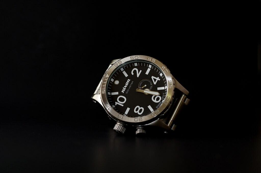 My Nixon Watch