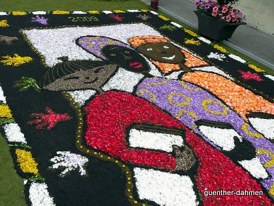 Flower-carpets-La-Orotava's one of best modern art