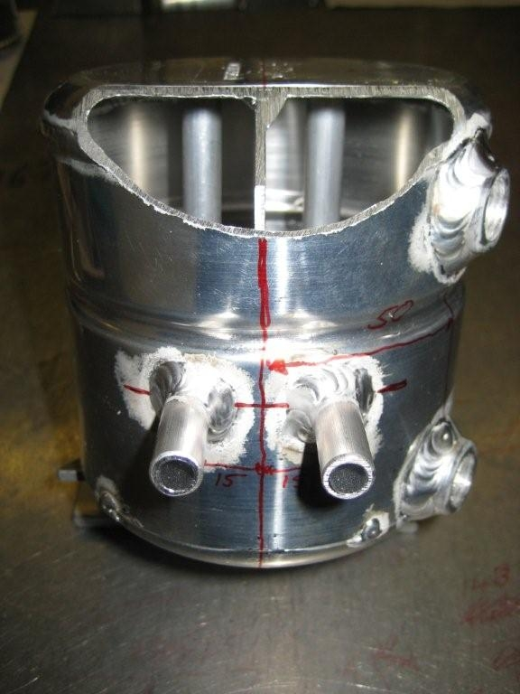 Vwvortex Com Forge Motorsports Twintake Amp Oil Catch Can Fitted