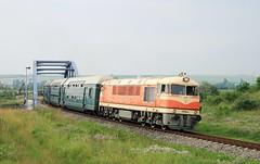 T 678.0012 Praha-Zlin (satanclause) Tags: train railway praha vlak 775 prask zlin d historick okruh eleznice t678 pomeran nostalgick