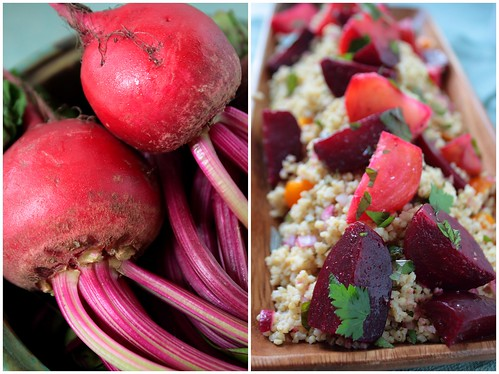 Beets and Platter