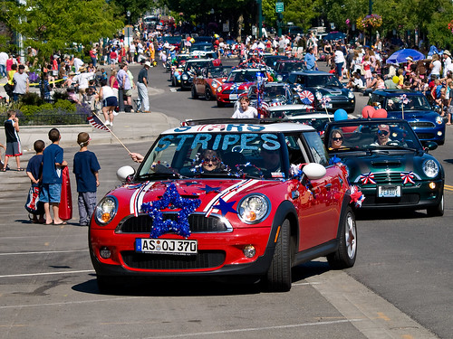 4th of July Parade in Burien, WA