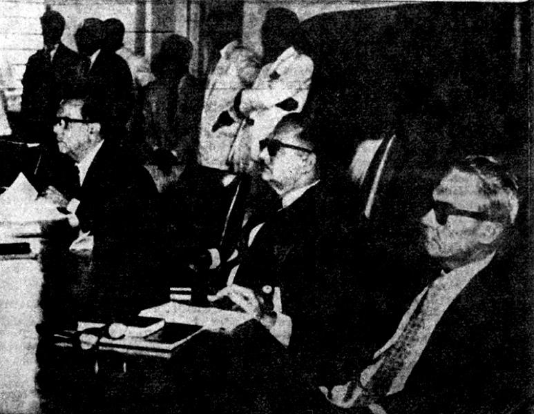 Granma Rebels Trial Tribunal Cuba 1957