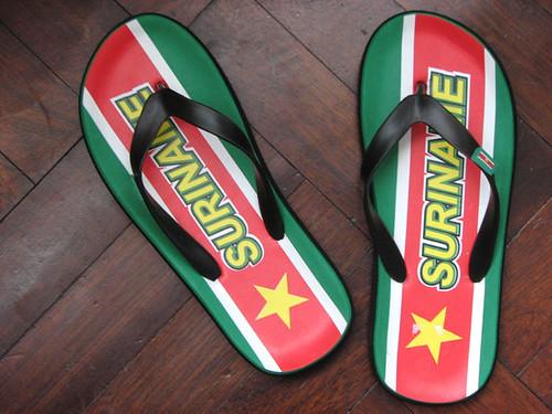 sranan slippers