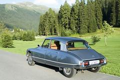 Citron DS 1967 (t) Tags: auto car citroen ds 1967 oldtimer