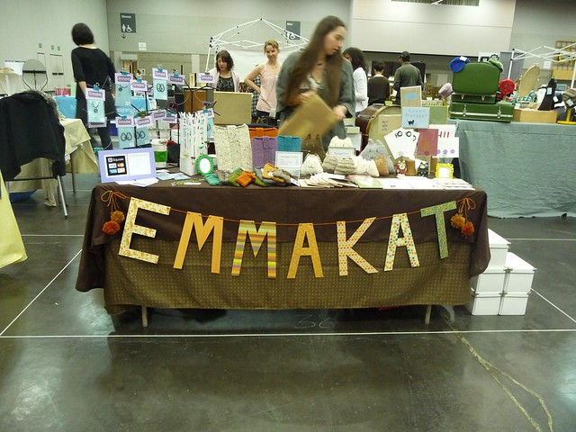 Emmakat @ Crafty Wonderland!