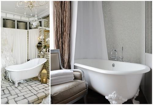 как изменить интерьер ванной комнаты, фото