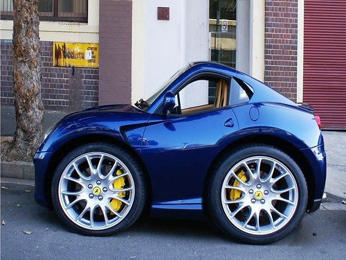 Mini Supercars A Photo Gallery