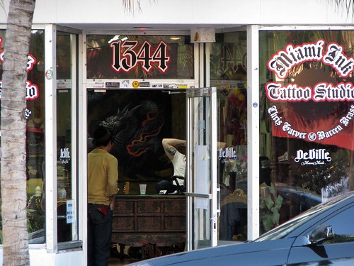 Miami Ink Tattoo Studio by