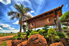 Haras Xingu 1 (Shigow) Tags: sky lake nature colors brasil composition wow high fantastic nikon mine dynamic farm natureza great céu victor tokina sp xingu lagoa paulo range são hdr fazenda d300 1116 shigueru ituverava shigow