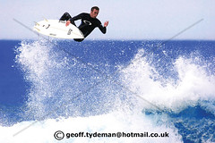 Ollie Adams at Watergate Bay (Geoff Tydeman) Tags: ocean blue sea white green beach wet water sport turn standing coast stand surf break power ride body surfer board sticky extreme culture lifestyle wave surfing rubber stretch spray atlantic suit riding agility surfboard passion stick coastline balance wax leash fin shape grip interactive fitness powerful current humanbeing moisture fit breaker wetsuit stance interact watersport subculture attire maneuver artform neoprene maneuvre boardrider