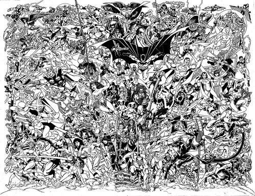 JLA/Avengers - Marvel Versus DC