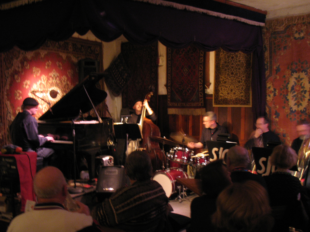 Schwartz's Point Jazz Club