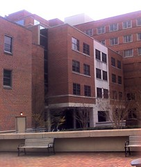 The NICU from outside