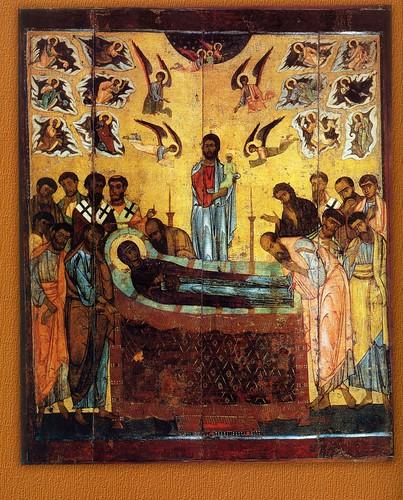 026- Asuncion de la Virgen Maria- principios del siglo XII
