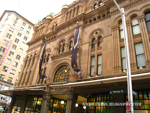 Qvb The Building Has Stood