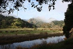 The fog is lifting (carolien 4) Tags: malibucreek carlnielsen thefogislifting carolien4