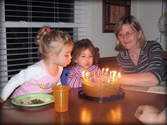 Help Blowing Out the Candles