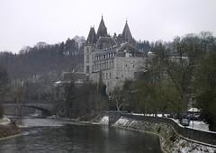 Belgium ardennen ardennes kasteel durbuy ourthe blueribbonwinner