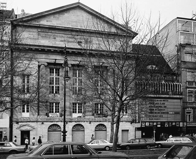 Kino Filmbühne Wien 1988 Berlin