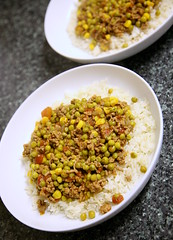 Arabic Peas & Rice